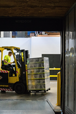 forklift truck inspection