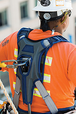 height safety harness equipment