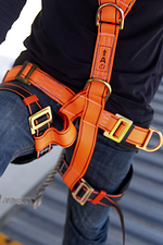 height safety lanyard