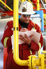 oil and gas tests